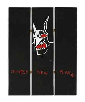 basquiat chinese new year