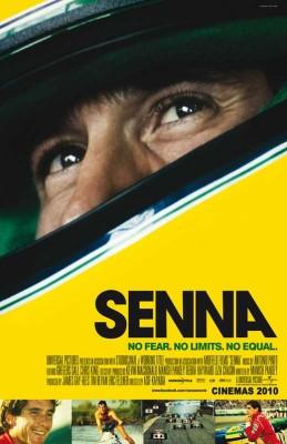 Senna-poster