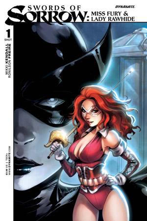 Swords of Sorrow: Miss Fury / Lady Rawhide cover
